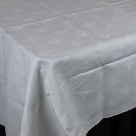 Tafellinnen 280 x 140  cm wit