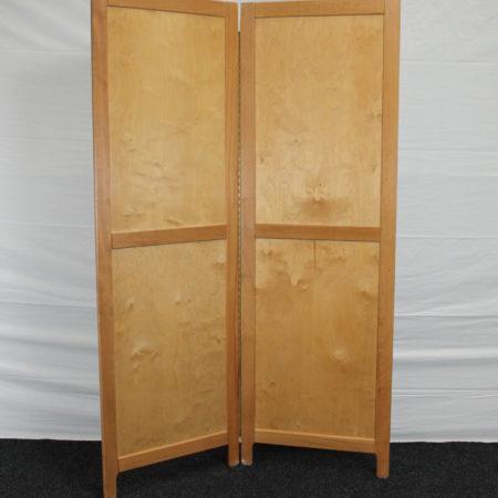Scheidingswand /kamerscherm blank beuken