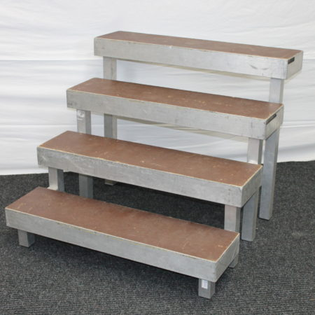 Podiumtrap 60 – 100 cm