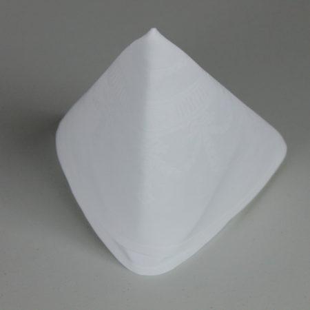 Tafellinnen servet wit 51 x 51 cm