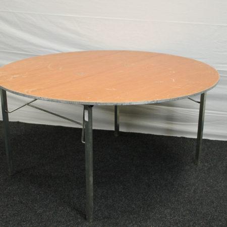 Dinertafel rond 120 cm