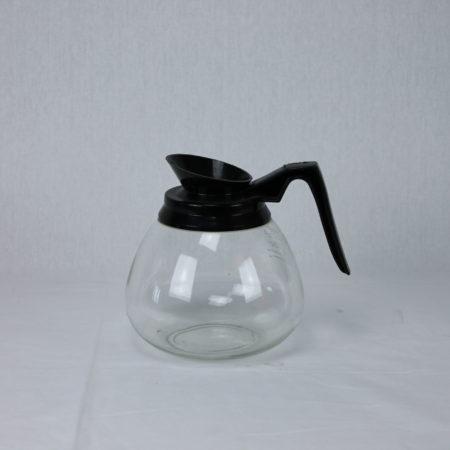Glazen thee/koffiekan