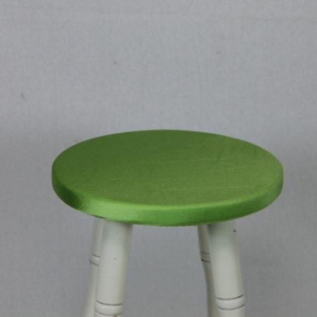 barkruk topje licht groen