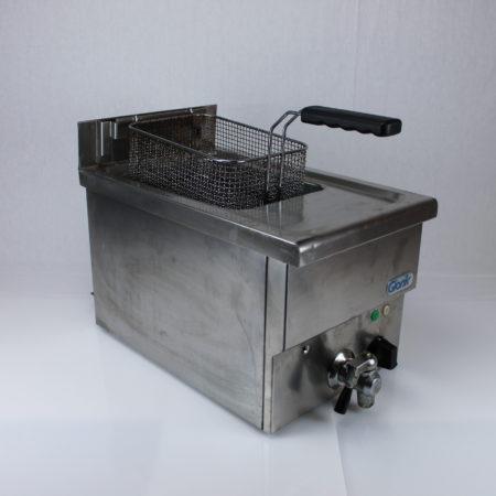 Frituur  1 x 10 liter 220 Volt