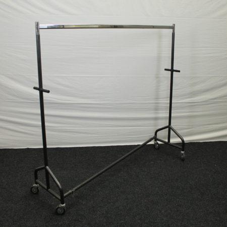 Garderoberek verrijdbaar 180 cm lang
