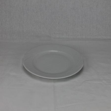 Dessertbord 19 cm waaiermotief