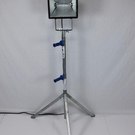 Halogeenlamp met statief 1000 Watt