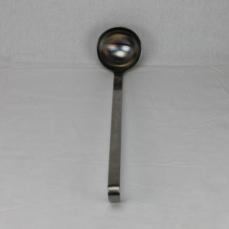 Opscheplepel lange steel 0,125 cl