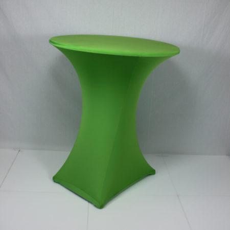 Statafelhoes stretch licht groen