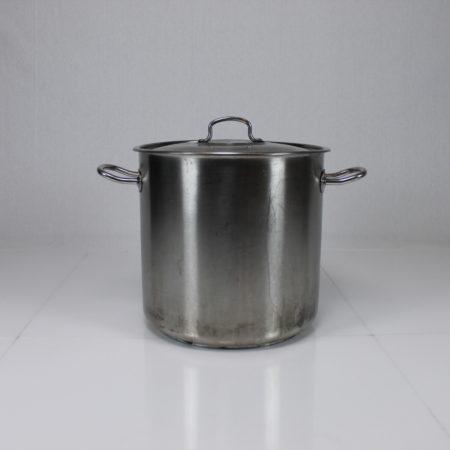 Pan  RVS 35 liter