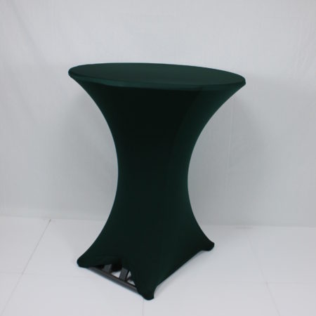 Statafelhoes stretch donker groen